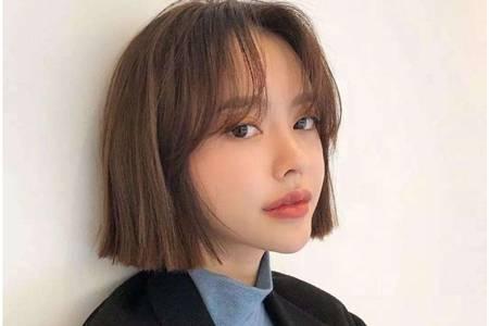 女性发型设计与脸型搭配,长脸圆脸的女生适合什么发型 美容健康 第2张