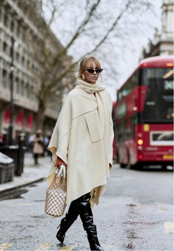 秋冬穿搭用这个色系,显白不挑人,教你做时尚潮人 穿搭技巧 第3张