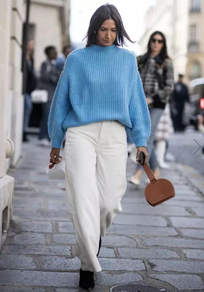 秋冬穿搭用这个色系,显白不挑人,教你做时尚潮人 穿搭技巧 第1张